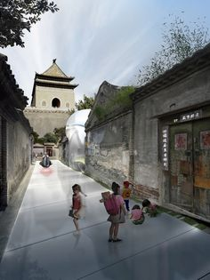 """Chinese architect Ma Yansong of MAD explains why he believes architects should continue to put forward """"visionary"""" proposals for the future."""