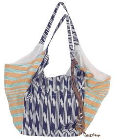 It's nearly summer.  A beach bag might be the perfect item for mom, before the heat hits. #beachbag #mothersday #gift