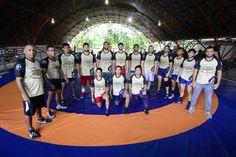 Wrestling – Seleção Amazonense de embarca disputar o Campeonato Brasileiro no Rio de Janeiro