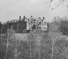 Gardencourt in Cherokee Park, U of L School of music from April 1947 until it closed in 1969, Louisville, Ky
