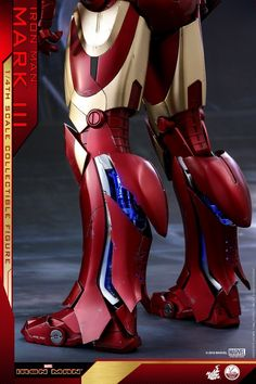 Iron Man – 1/4th Scale Mark III Collectible Figure Coming Soon     DisKingdom.com   Disney   Marvel   Star Wars - Merchandise News First Iron Man, Iron Men 1, Star Wars Merchandise, Disney Marvel, Marvel Cinematic, Rubber Rain Boots, Scale, Toys, Armours