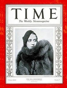 Covering Time Magazine.
