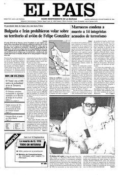 4 de Septiembre de 1985