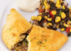 Recipe: Beef Empanadas. Store-bought pastry makes these crisp, savory, Argentinian-inspired empanadas a breeze to prepare.