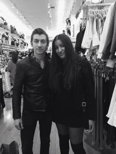 """oh wow I just met alex turner and he smells like sunshine and vodka I swear to god"" (Nov 2, 2014)"