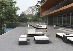 Collection Walk for outdoor applications - Margres Ceramic