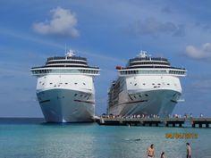 Grand Turk - Carnival Cruise