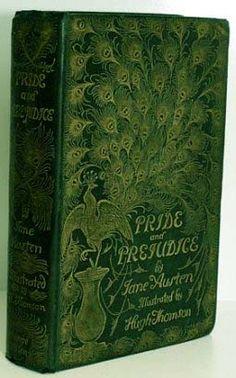 First Edition of Jane Austen's Pride & Prejudice