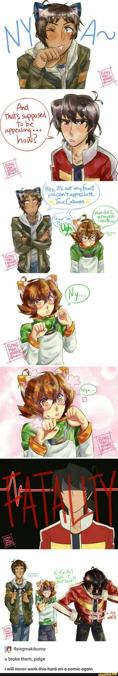 PIDGE U SO CUTE