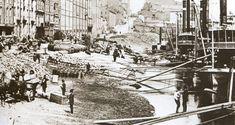 Nashville riverfront 1865