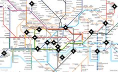 Projects Archive - Art on the Underground Art Competitions, Archive, Students, Map, Projects, Log Projects, Blue Prints, Location Map, Maps