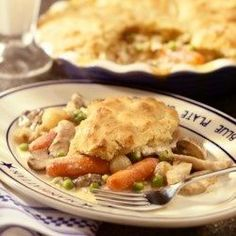 Chicken Potpie  - EatingWell.com