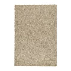 """HAMPEN Rug, high pile - 5 ' 3 """"x7 ' 7 """" - IKEA. $59.99 for 5'3"""" by 7'7"""". Synthetic and stain-resistant. The high pile makes it easy to join several rugs, without a visible seam."""