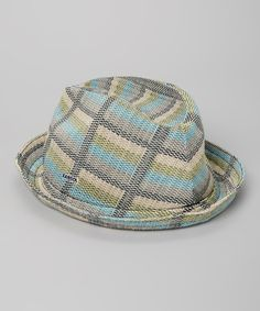 0081a45dc8b Kangol Evergreen Plaid Player Fedora. Men s HatsCaps ...