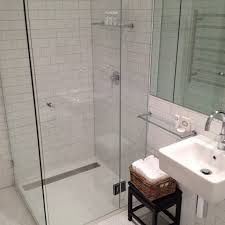bathroom showers with subway tiles - Google Search