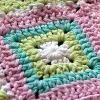 Sweetest Baby Blanket | AllFreeCrochetAfghanPatterns.com
