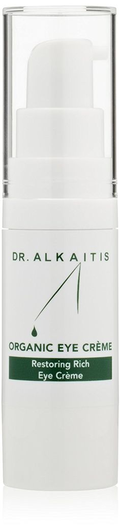 DR. ALKAITIS Organic Eye Cr̬me, 0.5 fl. oz. -- This is an Amazon Affiliate link. Be sure to check out this awesome product.