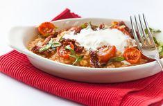 Risotto ai tre pomodori e mozzarella (cookandthecity.it)