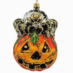 Halloween Shopaholic: Magnificent Larry Fraga Halloween Ornaments