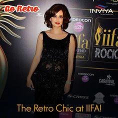Diya Mirza goes Retro in IIFA 2015! #INVIYA® #GoRetro #DiyaMirza