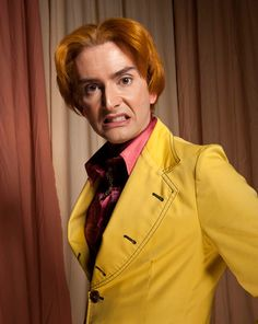 David Tennant in 'This is Jinsy'..... Doctor? Tell the fangirls I understand now.