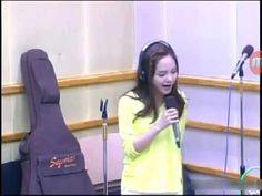 국악소녀 송소희 '임백천 라디오 7080' 보이는 라디오 출연영상 Song So Hee 20150425