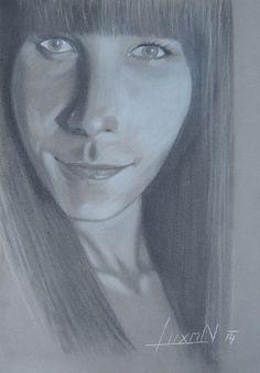"""Portret """"Urša"""""""