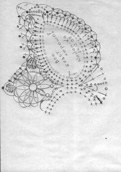 Antifaz Mariposa Crochet - Patrones Crochet