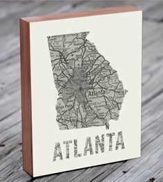 Display your favorite state proudly with this state wood art, made with an archival print mounted onto sturdy birch wood. Each print is applied to the wood with a non-toxic water sealer then stained with a lovely mahogany finish. Hang it on the wall or display it over your fireplace — after all, it's a wonderful piece you'll want to show off.