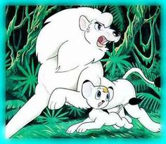 Kimba the White lion. My bestfriend, Kimmy, and I would watch this, sharing the same chair. A fun sweet memory. Cartoon Tv Shows, Cartoon Characters, Kimba The White Lion, Old Anime, Manga Anime, Emission Tv, Le Roi Lion, Saturday Morning Cartoons, Bd Comics