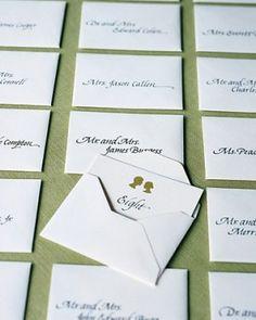 mini envelopes.  adore.