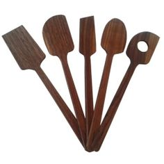 Pinowood's complete kit of 5 wooden cooking utensils Kit, Cooking Utensils, Accessories, Furniture, Cooking Ware, Home Furnishings, Tropical Furniture, Jewelry