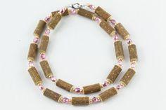 Women Hazel Necklace - metallic pink/gold - Healing Hazel Metallic Pink, Pink And Gold, Ankle Bracelets, Healing, Charmed, Necklaces, Jewelry, Women, Fashion