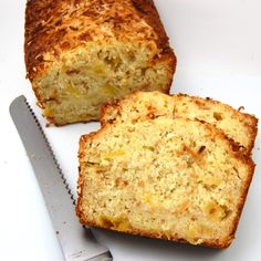 Sweet Pea's Kitchen » Coconut Pineapple Bread