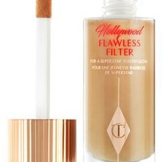 Hollywood Flawless Filter Primer & Highlighter   Nordstrom Cream Highlighter, Filters, Nordstrom, Hollywood, Social Media, Bottle, Outfits, Suits, Flask