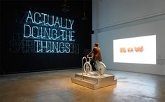 The Happy Show by Stefan Sagmeister installation happiness exhibition