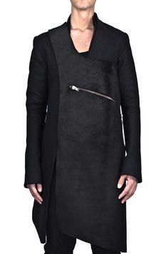 Obscur - Butcher's leather vest