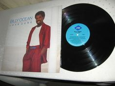 Billy Ocean - Love Zone, Lp mint