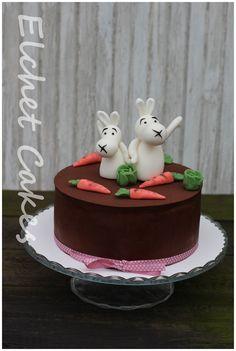 Bob a Bobek cake