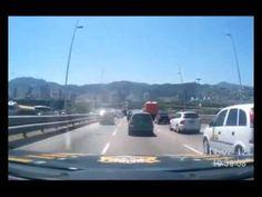 Perseguição Polícia Rodoviária Federal em Florianópolis