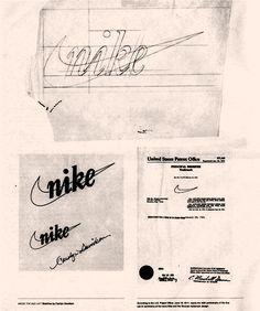 25 names every graphic designer should know Vintage Ads, Vintage Posters, Carolyn Davidson, Jordan Poster, Nike Poster, Michael Jordan Pictures, Textiles Sketchbook, Famous Logos, Logo Design