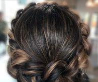 Elegant Halo Hairstyle Hairstyle Pictures, Hair Pictures, Pictures Images, Halo Hairstyle, Curls No Heat, Tumblr Image, Pinterest Hair, Facebook Image, Hair Photo