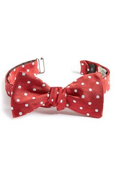 Gitman Dot Silk Bow Tie available at #Nordstrom