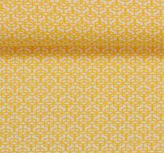Kleurenset: Bayou Yellow Slate  Kleuren: Geel Lichtgeel  Het patroon herhaalt zich om de 1cm (verticaal) en 0,7cm (horizontaal)  Materiaal: 100% gekamde katoen met een zacht en soepel gevoel.   Gewicht: 110 g/m²  Stofbreedte: 145cm  Vlot strijkbaar - machinewasbaar op 30° - mag in de droogkast  Kleurvast en minimale krimp. Oeko-Tex gecertifiëerd.  Tip: voor het vernaaien/verwerken, kan je je stof best altijd even voorwassen. Let op: De kleuren op je beeldscherm kunnen afwijken van de…
