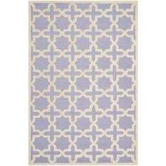 Safavieh Cambridge Lavender/Ivory 6 ft. x 9 ft. Area Rug-CAM125C-6 at The Home Depot