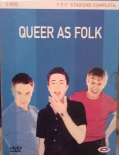 DVD Queer as Folk (UK)