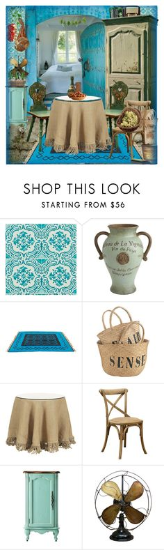 """Bed and Breakfast"" by monika-jall ❤ liked on Polyvore featuring interior, interiors, interior design, home, home decor, interior decorating, Christian Lacroix, Pier 1 Imports, Ballard Designs and Brucs"