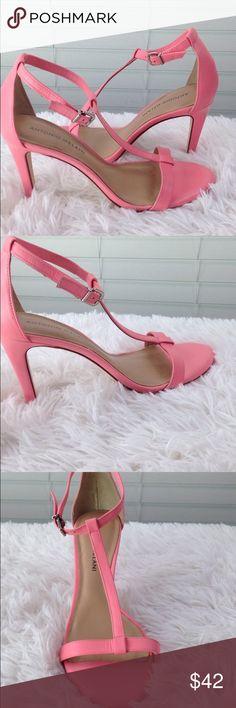 """NEW Women's Antonio Melani Pink Heels Never worn, pink, 3"""" Heel.   A10 ANTONIO MELANI Shoes Heels"""