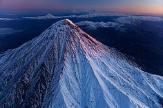 Krontosky Volcano in Russia