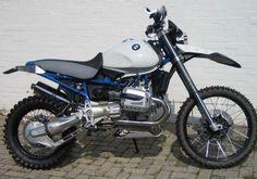 Motorky BMW GS - vše o motocyklech BMW řady GS a o cestování na nich - Články: BMW R 1150 Enduro, přestavba
